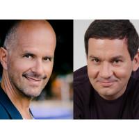 Christoph Maria Herbst und Moritz Netenjakob
