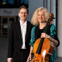 Claudia Schwarze, Cello, Ralph Neubert, Klavier