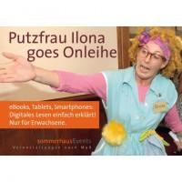 Putzfrau Ilona goes Onleihe