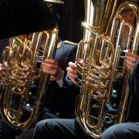 Märsche und böhmische Blasmusik
