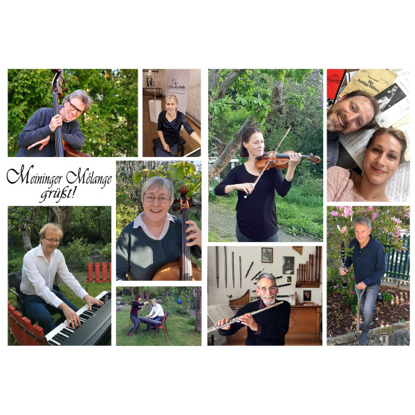 Salonorchester Meininger Melange