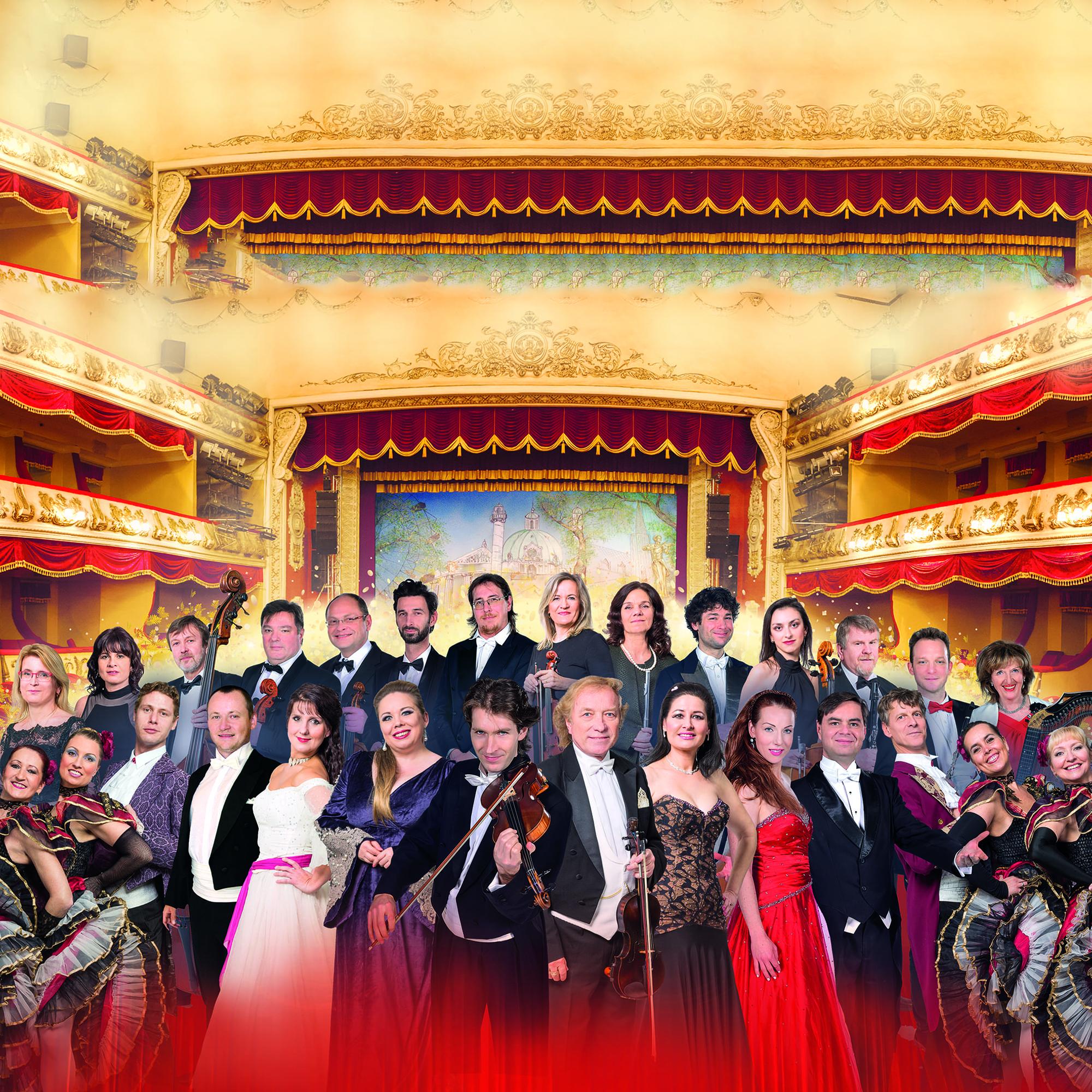 zauber der operette | oper und operette | kultur